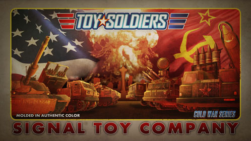 Toy Soldiers: Cold War xbla