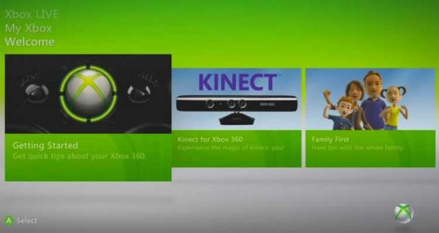 kinect dash freeboot