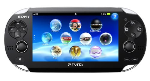 Playstation Vita (PS Vita) Wi-Fi